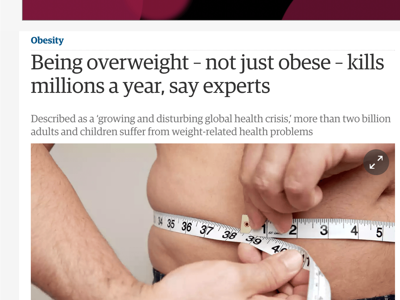 This Just In Everybody Is Too Fat Now Fat In The Head